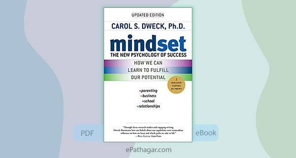 mindset the new psychology of thinking by carol pdf-feat img